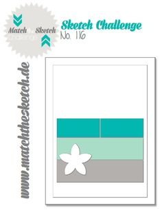 Match the Sketch - Challengeblog: MtS Sketch 116