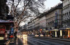 The World's Coolest Neighbourhoods: Andrassy Avenue, Budapest - Hubub