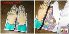samuel bible crafts | Samuel craft
