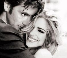 David Tennant and Billie Piper: forever my favorite Doctor & Companion!!!! Bad Wolf :)))