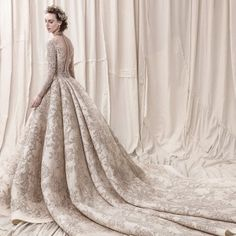 krikor jabotian spring 2018 bridal wedding inspirasi featured wedding gowns dresses collection