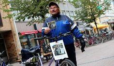 #Joensuu street life - Kauko Kämäräinen