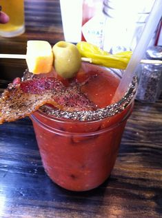 The Bloody Mary | 9 Drink Recipes To Loosen Up The Mood