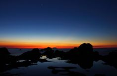 Un  tramonto e la sua pace... by brunoarenaphoto on 500px