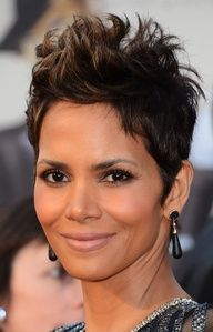 ultra short haircuts 85 best wrapology that wrap thing images it 2382 | 232c119c9a2daaed607bf8e3fc45a799 halle berry oscar halle berry pixie