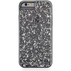 Horchow Sterling iPhone 6 Case ($50) ❤ liked on Polyvore featuring accessories, tech accessories, phone cases, phones, cases and electronics