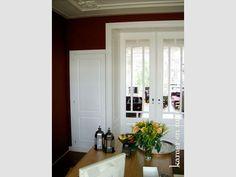 Kamer en suite met roedes gebaseerd op bestaande deuren