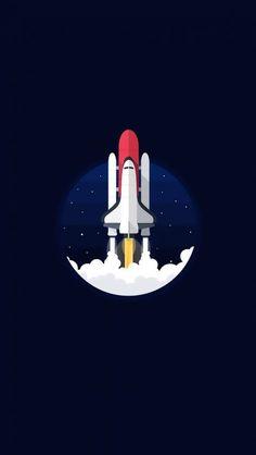 Web Design Tips – Galaxy Art Space Illustration, Flat Design Illustration, Digital Illustration, Web Design Tips, Icon Design, Design Design, Photographie Street Art, Superflat, Rocket Design