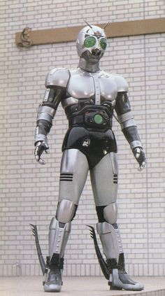 Robo rider