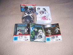 DVD Anime Yosuga no Sora komplett & weitere Anime DVD ´ ssparen25.com , sparen25.de , sparen25.info