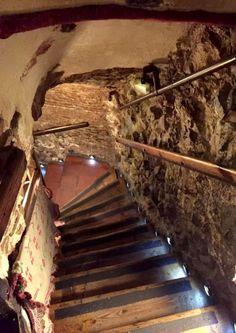Restaurante Sobrino de Botin - Oldest Restaurant in the World - Madrid - Cellar Dining Room