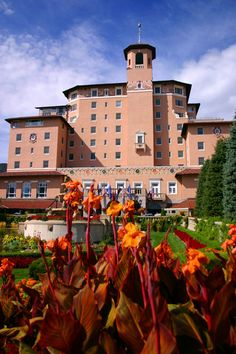 Broadmoor in Colorado Springs, CO