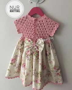 Cotton Frocks Dress Anak Toddler Dress Baby Dress Crochet For Kids Crochet Baby Baby Patterns Crochet Patterns PatchImage gallery – Page 377528381262495945 – ArtofitDuplicate from picture no pattern – Artofit Col Crochet, Crochet Girls, Crochet Baby Clothes, Crochet For Kids, Crochet Stitches, Baby Knitting Patterns, Baby Patterns, Dress Patterns, Crochet Patterns