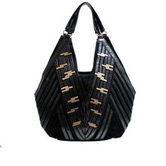 TheHoneyRoom.com: Black Hobo Fashion Handbag, $58.00
