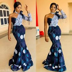 african dress styles Floor length ankara styles are fabulousssssss! They are the perfect blend of class and style. African Lace Styles, African Fashion Ankara, African Traditional Dresses, Latest African Fashion Dresses, African Dresses For Women, African Print Fashion, African Attire, Ankara Long Gown Styles, Ankara Styles