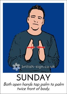 Sign of the Day - British Sign Language - Learn BSL Online English Sign Language, Sign Language Phrases, Sign Language Alphabet, Sign Language Interpreter, British Sign Language, Learn Sign Language, Deaf Language, Language Lessons, Learn Bsl