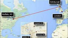 Massive 'Mystery Boom' Shakes Windows from New York to UK - Published on Dec 1, 2014 - http://www.undergroundworldnews.com