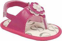 Sandália de Bebê Rosa Pink Código: 173