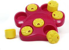 Kyjen Paw Hide Puzzle Dog Toy