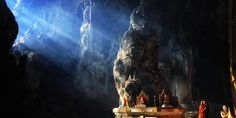 PHOTOS: Buddhist Cave Temples Will Blow Your Mind