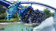 THE BIG 5: The top five roller coasters in Orlando