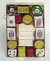 Chocolate Casino Gift Box - Large