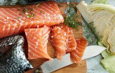 Sokerisuolattu lohi | Kala | Soppa365 Kala, Fish, Meat, Pisces