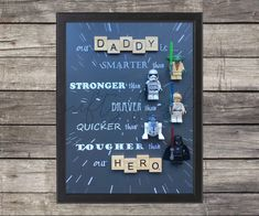 Super Birthday Gifts For Brother Ideas Star Wars Ideas Birthday Star, Birthday Crafts, Birthday Decorations, Birthday Ideas, Birthday Recipes, 30th Birthday, Diy Father's Day Gifts, Father's Day Diy, Gifts For Dad
