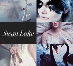 30 DAYS OF FAIRY TALES //     ↳ twenty-four. swan lake 1/2