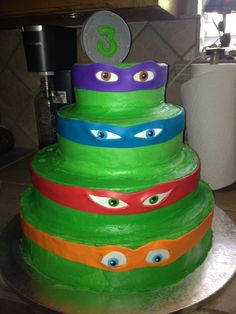 Archie's cake?