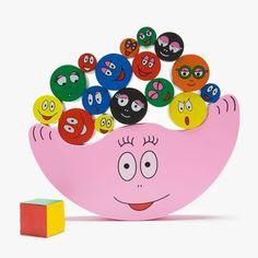 Barbapapa Balance Game – pomme