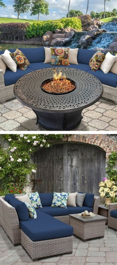 Patio Wicker Furniture Sets are Perfect For Relaxing and Entertaining!