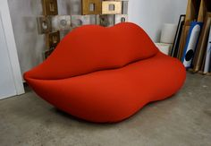 Studio 65 Marilyn Bocca Lip Sofa From A Unique Collection Of Antique And Modern Loveseats At Https Www 1stdibs Furniture Seating