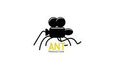 Ant Production  Design for use in film studio and production company.   #Insects #Studio #Production #Creative #Idea #Concept #Branding #Graphic #Illustration #Print #WebDesign #MobileApp #Content #Development #Photography #Video #Animation #MotionDesign #Timelapse #SocialMedia #Digital #Marketing #Advertising #Media