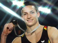 London 2012 Summer Olympics - Marcel Nguyen - German Gymnast