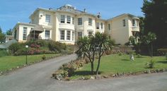 Lincombe Hall Hotel Torquay The adult-only Lincombe Hall Hotel, winner of South Devon Hotel of the Year, is located only a few minutes' walk from Torquay Harbour and Marina.