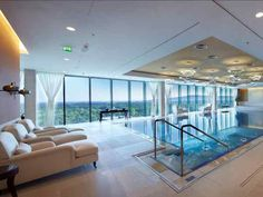 My future indoor swimming pool...