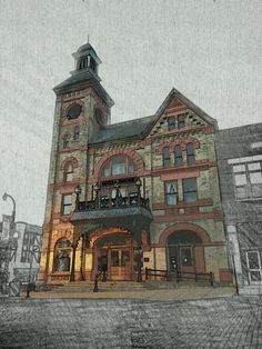 Woodstock, IL.  the Opera House