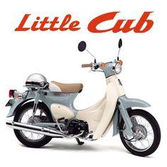 リトルカブ・スペシャル | Honda リトルカブ 公式情報ページ