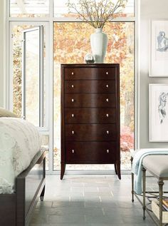 Itu0027s A Beautiful Time Of The Year For Mahogany. Thomasville Furniture  Drawer Chest.