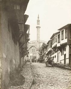 Old Pictures, Nostalgia, Europe, Island, Istanbul, History, Architecture, Street, City