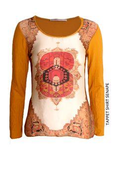 Tappet Shirt Senape von KD Klaus Dilkrath #kdklausdilkrath #kd #dilkrath #kd12 #outfit
