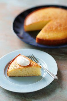 :: sweets & desserts :: French Yogurt Cake | Edible Feast via Edible Portland #ediblekitchen