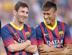 """Messi despede-se de Neymar de forma especial: - """" Foi um prazer"""" https://angorussia.com/desporto/messi-despede-neymar-forma-especial-um-prazer/"""