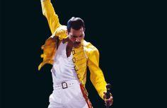 Freddie Mercury, la leyenda