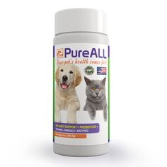 Your pet's good health in a bottle. http://www.amazon.com/dp/B00SQORJSS