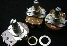 BARGAIN!!! 1 New Full size B500K 500K Linear PICKUP POTS POTENTIOMETER for pedal effects F in Musical Instruments - http://www.fivedollarmarket.com/bargain-1-new-full-size-b500k-500k-linear-pickup-pots-potentiometer-for-pedal-effects-f-in-musical-instruments/