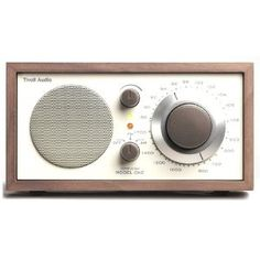 Tivoli Audio Model One M1CLA AM / FM Table Radio, Classic / Walnut $149.99