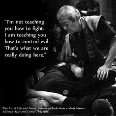 """The main principles of Ami, in developing Aiki Krav Maga (hand to hand combat) """"During the nineties, after seeing many ways in the martial art world, and in light of the luck of inner peace of Israelis as a result of increasing vio Wisdom Quotes, Art Quotes, Life Quotes, Inspirational Quotes, Kyokushin Karate, Warrior Spirit, Warrior Quotes, Jiu Jitsu, K1 Kickboxing"""