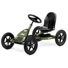 BERG Toys Jeep Junior Pedal Go-Kart